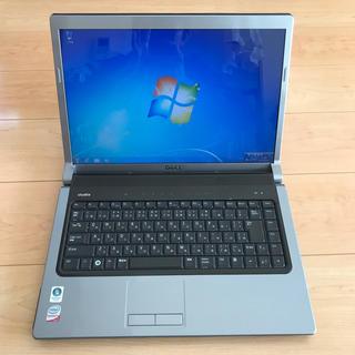 デル(DELL)のDELL Studio Notebook 1537(ノートPC)