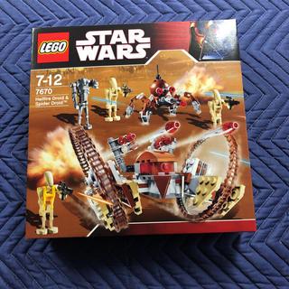 Lego - LEGO スターウォーズシリーズ 7670