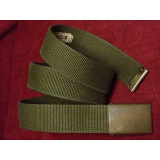 BWドイツ軍/連邦軍*野戦用ベルトバックル*98cm(実物) (戦闘服)