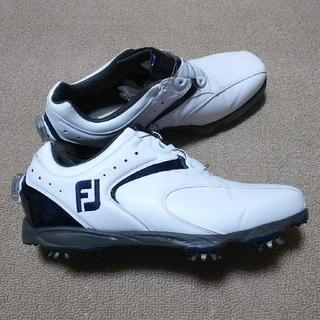 フットジョイ(FootJoy)のゴルフシューズ FOOTJOY 26㎝(シューズ)