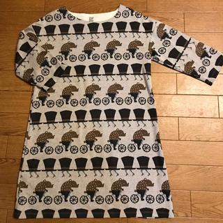 グラニフ(Design Tshirts Store graniph)のチュニック.ワンピース(チュニック)
