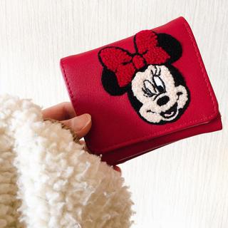 ディズニー(Disney)のミニウォレット ミニーちゃん(財布)