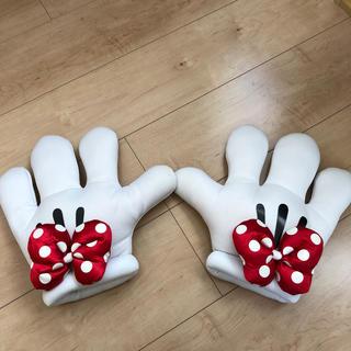 ディズニー(Disney)のミニーマウスの手袋(その他)