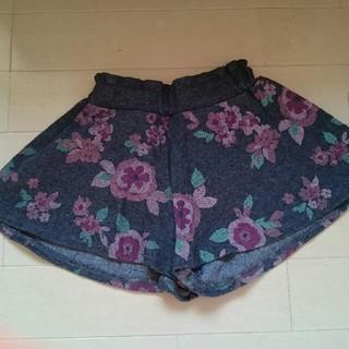 ニシマツヤ(西松屋)のベビー キュロットスカート(スカート)