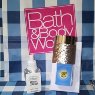 バスアンドボディーワークス(Bath & Body Works)の断捨離様専用 バスアンドボディワークス ウォールフラワー プラグ&リフィルセット(アロマポット/アロマランプ/芳香器)