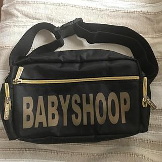 ベイビーシュープ(baby shoop)のBABYSHOOP ウエストポーチ ボディバッグ(ボディバッグ/ウエストポーチ)