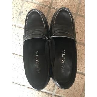 ハルタ(HARUTA)のハルタ ローファー 24センチ(ローファー/革靴)