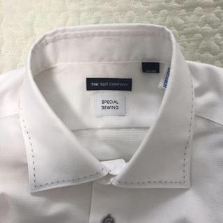 スーツカンパニー(THE SUIT COMPANY)のザ・スーツカンパニー  ワイシャツ EASY TO IRON(シャツ)