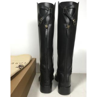 サルトル(SARTORE)の35.5 SARTORE サルトル シングルベッド ロングブーツ 黒(ブーツ)