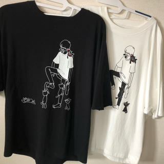 キヨ猫tシャツ まっさ専用(キャラクターグッズ)
