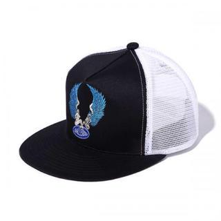 ネイバーフッド(NEIGHBORHOOD)の【CHALLENGER】EMBROIDERED ANGELS MESH CAP(キャップ)