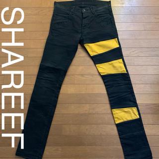 シャリーフ(SHAREEF)のshareef スキニー パンツ SKINNY PANTS(その他)