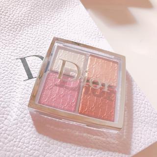 【美品】Dior バックステージ フェイスグロウパレット001(フェイスカラー)
