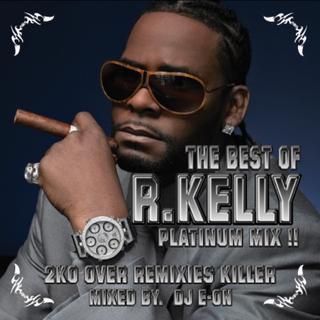 R. Kelly 豪華90曲 最強 Best Mega MIxCD