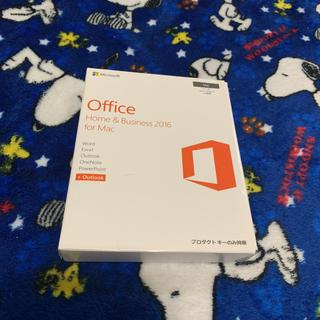 マイクロソフト(Microsoft)の使用済み Office 2016 for mac(その他)
