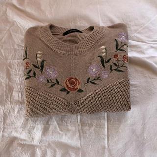 ダブルクローゼット(w closet)のセーター(ニット/セーター)