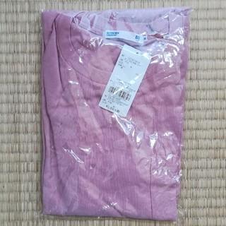 セブンデイズサンデイ(SEVENDAYS=SUNDAY)のダメージ加工 半袖プルオーバー メンズM(Tシャツ/カットソー(半袖/袖なし))