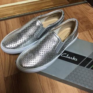 クラークス(Clarks)のClarks シルバーシューズ(ローファー/革靴)