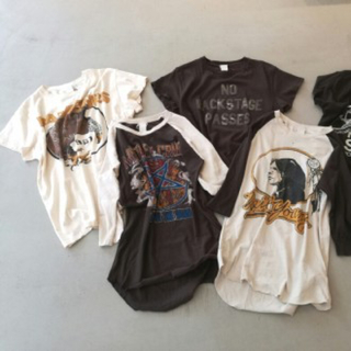 L'Appartement DEUXIEME CLASSE - タグ付き新品★アパルトモンMADE WORN RAMONES EAGLE T