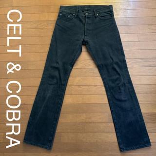 ケルトアンドコブラ(Celt and Cobra)のCELT&COBRA DENIM PANTS デニム ケルトアンドコブラ   (デニム/ジーンズ)