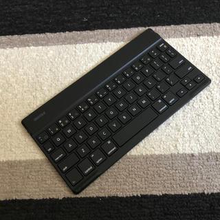バッファロー(Buffalo)のBluetooth ワイヤレスキーボード BSKBB24BK(PC周辺機器)
