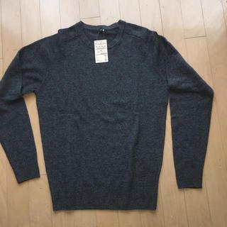 MUJI (無印良品) - 無印良品の未使用セーターです。