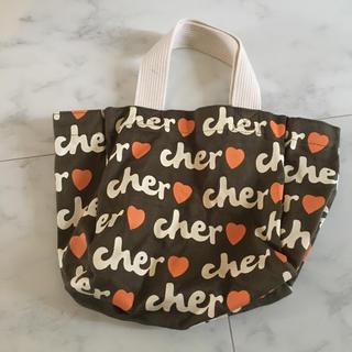 シェル(Cher)のシェル バッグ 小(ハンドバッグ)