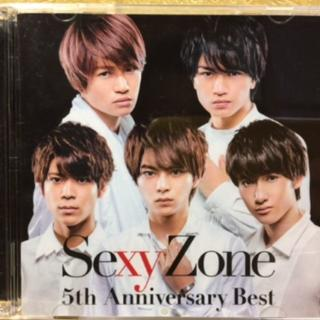 Sexy Zone 5th Anniversary Best(ポップス/ロック(邦楽))