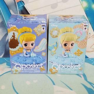ディズニー(Disney)のQposKet SUGIRLY/ーシンデレラー二種セット(アメコミ)