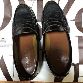 ハルタ(HARUTA)のHARUTA ローファー 24.5(ローファー/革靴)