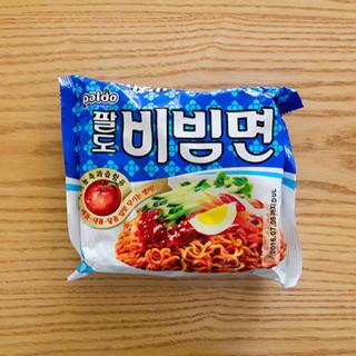 韓国ラーメン☆パルド ビビン麺 1袋~(麺類)