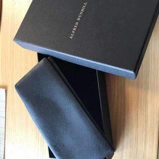 ダンヒル(Dunhill)の財布 ALFRED DUNHILL(長財布)