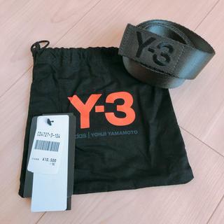ワイスリー(Y-3)のY-3 ベルト(ベルト)