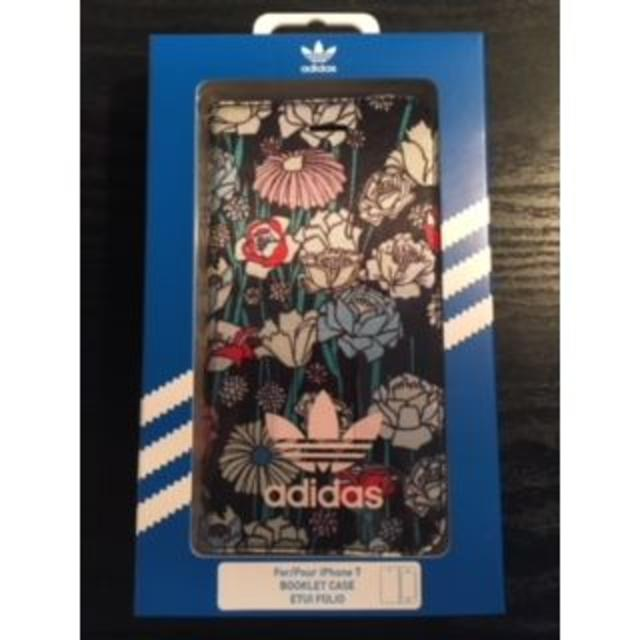 iphone7 ケース ジョジョ / adidas - iPhone7 ケース 手帳型 adidas originals アディダスの通販 by iden's shop|アディダスならラクマ