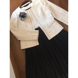 クチュールブローチ(Couture Brooch)のCouture brooch プリーツスカート 【卒業・入学式】(ひざ丈スカート)