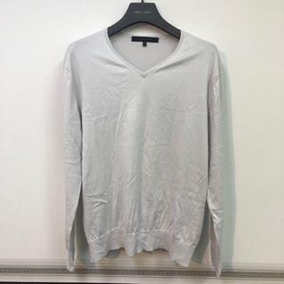 デザインワークス(DESIGNWORKS)のデザインワークス DESIGNWORKS カットソー 薄小豆色(Tシャツ/カットソー(七分/長袖))