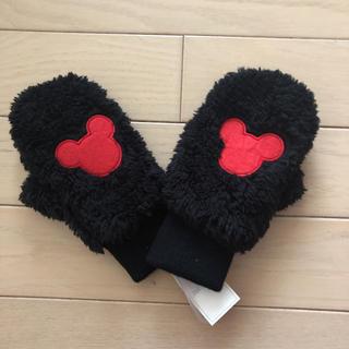 ディズニー(Disney)の新品タグ付♡baby gapミッキーマウス 手袋♡定価2400円(手袋)
