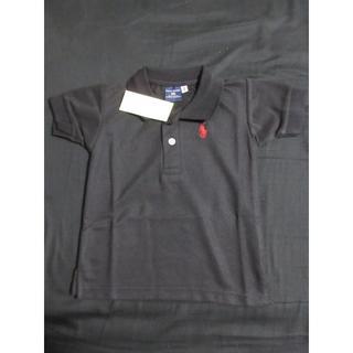 デニムアンドサプライラルフローレン(Denim & Supply Ralph Lauren)のポロシャツ 黒 2 90-100(その他)