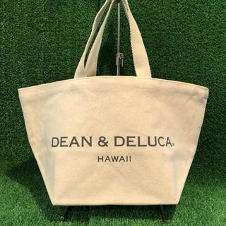 ディーンアンドデルーカ(DEAN & DELUCA)のディーンアンドデルーカ ハワイ限定 トートバッグ ホワイト(トートバッグ)