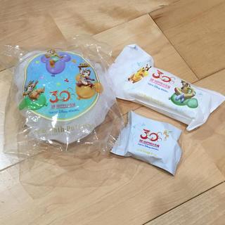 ディズニー(Disney)のバスセット☆ディズニーランドホテル(新品未開封)(タオル/バス用品)