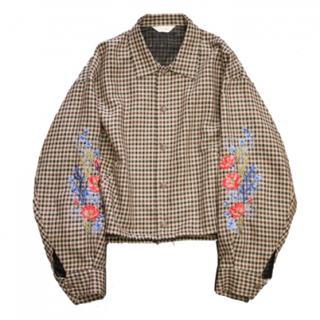 ジエダ(Jieda)のJieDa emboidery coach jacket 19ss(ブルゾン)