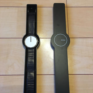 イッセイミヤケ(ISSEY MIYAKE)のISSEY MIYAKE TWELVE 時計(腕時計(アナログ))