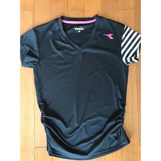ディアドラ(DIADORA)のディアドラ レディース Lサイズ Tシャツ(Tシャツ(半袖/袖なし))