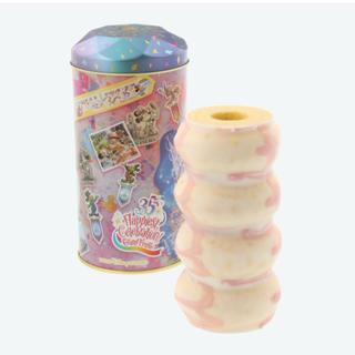 ディズニー(Disney)のディズニー バームクーヘン 缶 ハピエストセレブレーション グランドフィナーレ(菓子/デザート)