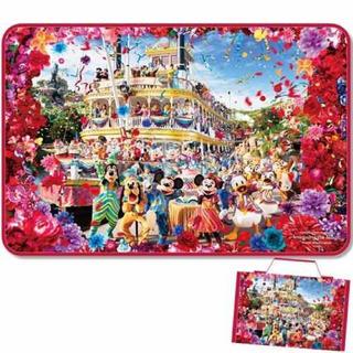 ディズニー(Disney)のディズニー 蜷川実花 レジャーシート ショッピングバッグ(その他)