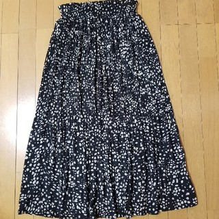 しまむら - しまむら レオパードスカート