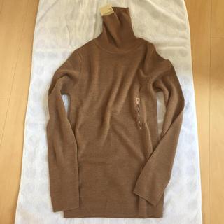 MUJI (無印良品) - 無印良品 洗えるタートルネックセーター