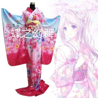 着物 和服 和装 お姫様 コスプレ コスチューム 衣装(衣装)