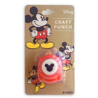 ディズニー(Disney)の【新品】クラフトパンチ  Disney ミッキーマウス Sサイズ(その他)