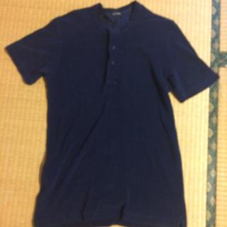 ギローバー(GUY ROVER)の美品 ギローバー パイルシャツ S(シャツ)